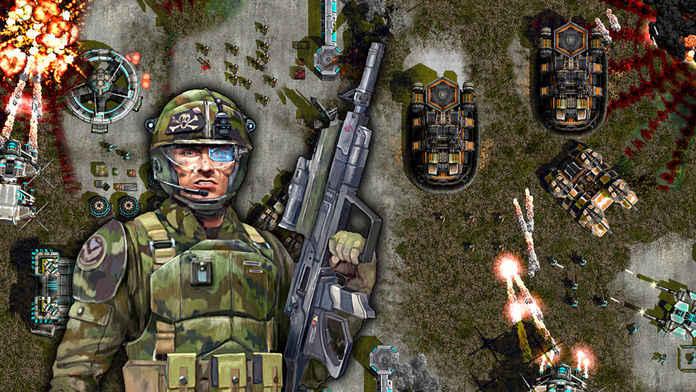 机械战争3RTS