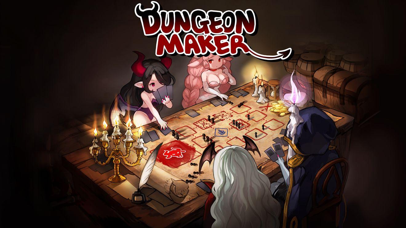 通向地底世界-DungeonMaker