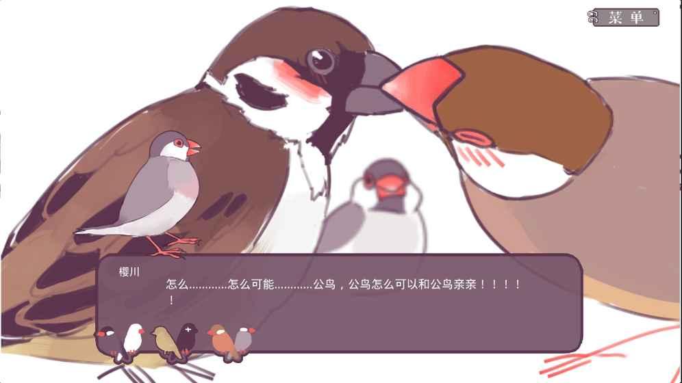 咕啾!文鸟恋爱物语