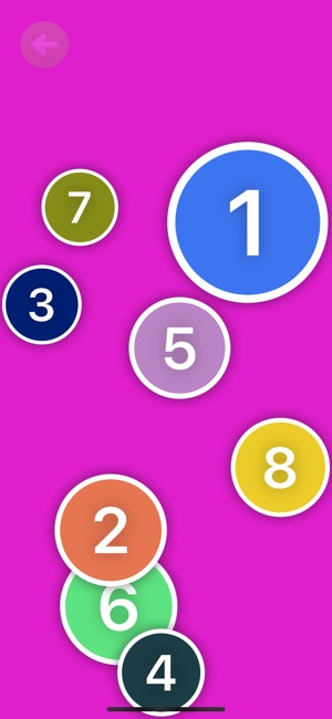 Counting Dots: Number Practice