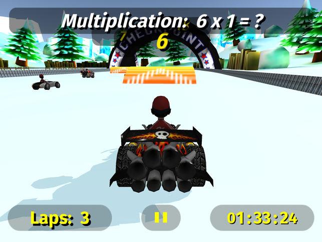 Math Racing 2 Pro
