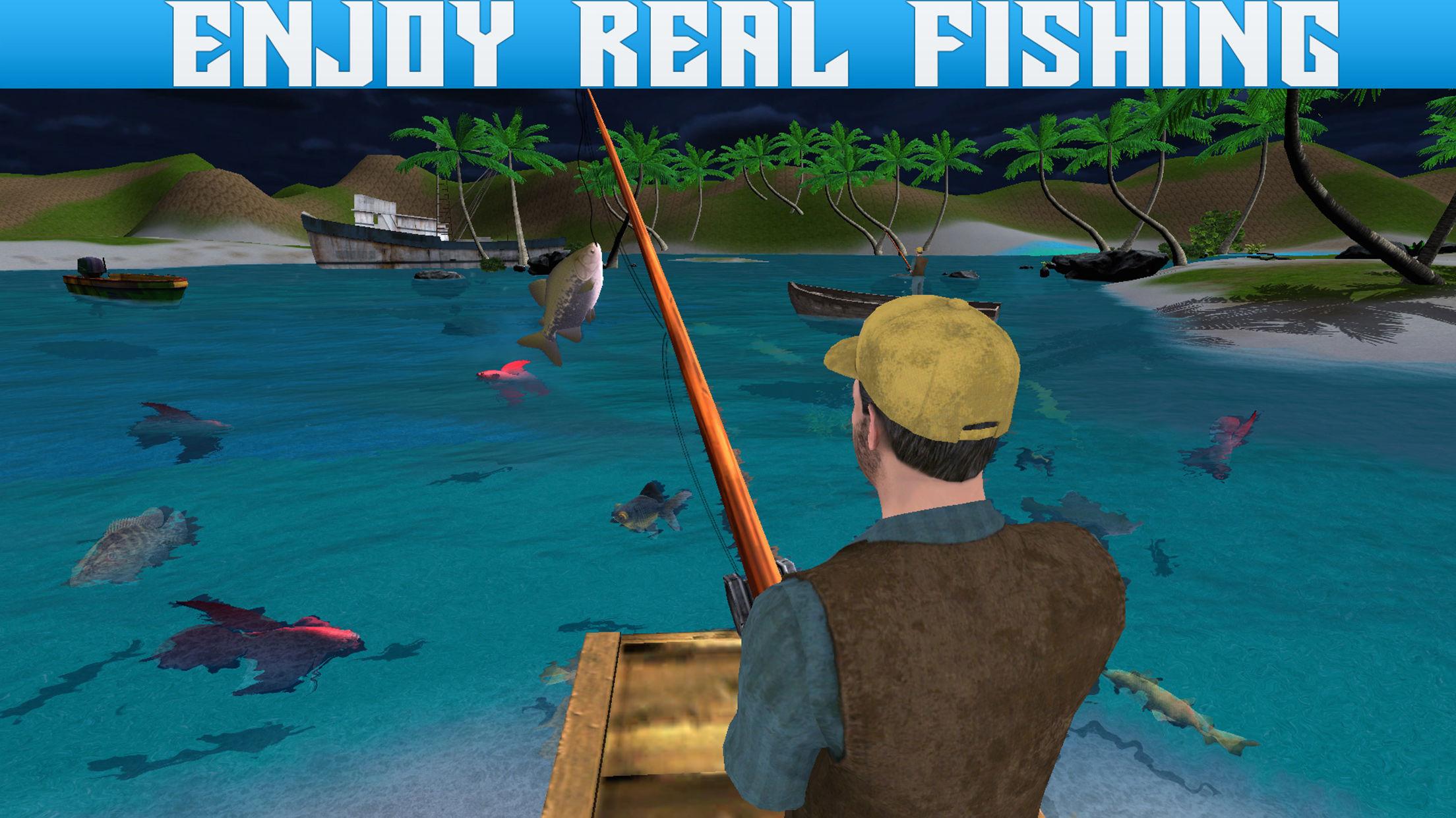 渔船捕鱼模拟器