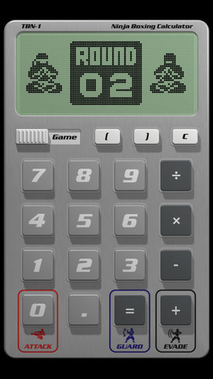 Ninja Boxing Calculator