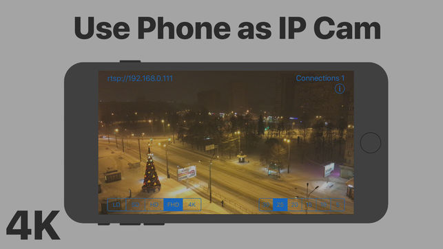 IP Cam: Phone