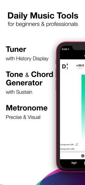 Tunable Tuner & Metronome