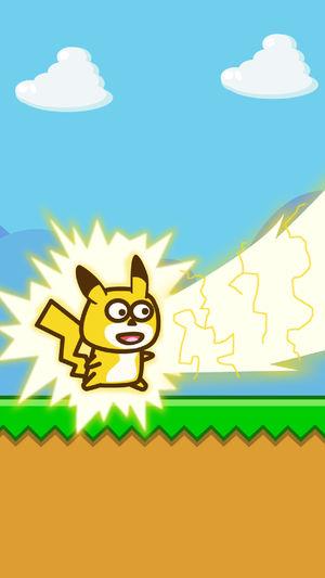 精灵雷电猫:宝可梦GO