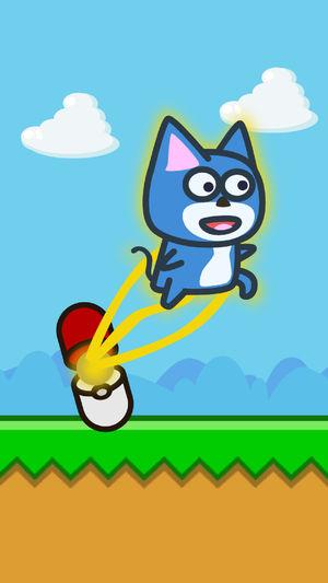 精灵玛丽猫:宝可梦GO