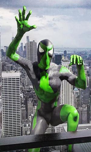 蜘蛛侠忍者英雄