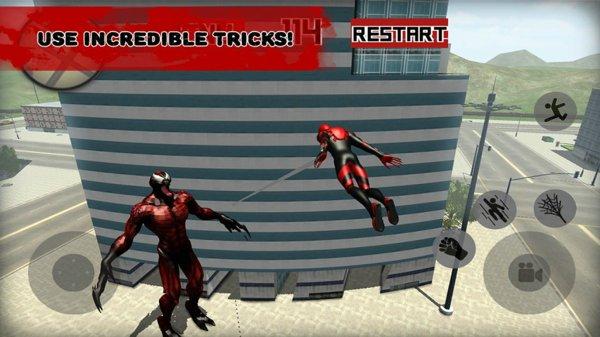 未来超级英雄蜘蛛侠