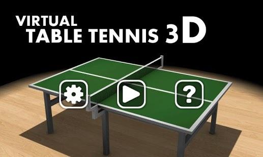 3d乒乓球对战手游合集