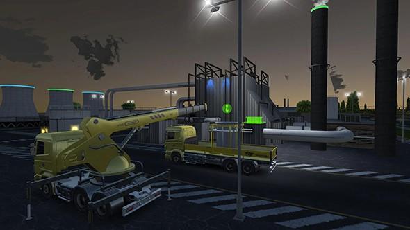 模拟驾驶2