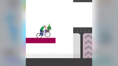 快乐的自行车