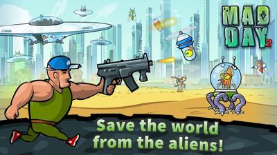 疯狂的一天2:狙击外星人