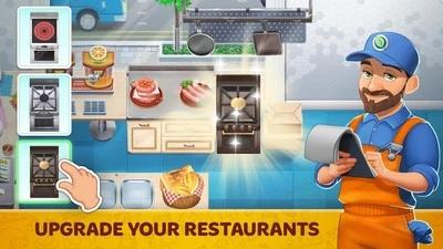 烹飪日記:美味餐廳