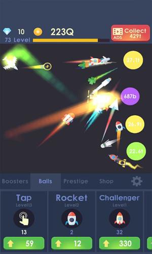 放置火箭:飞行器进化