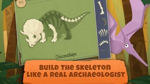 考古学家:来自侏罗纪的生命