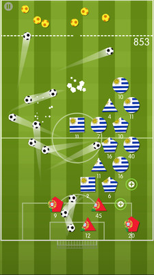 弹球世界杯