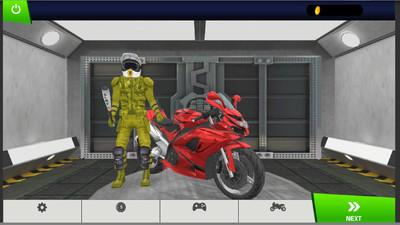 极限摩托骑士
