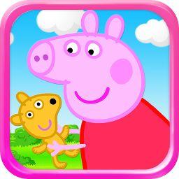 小猪佩奇儿童涂涂乐