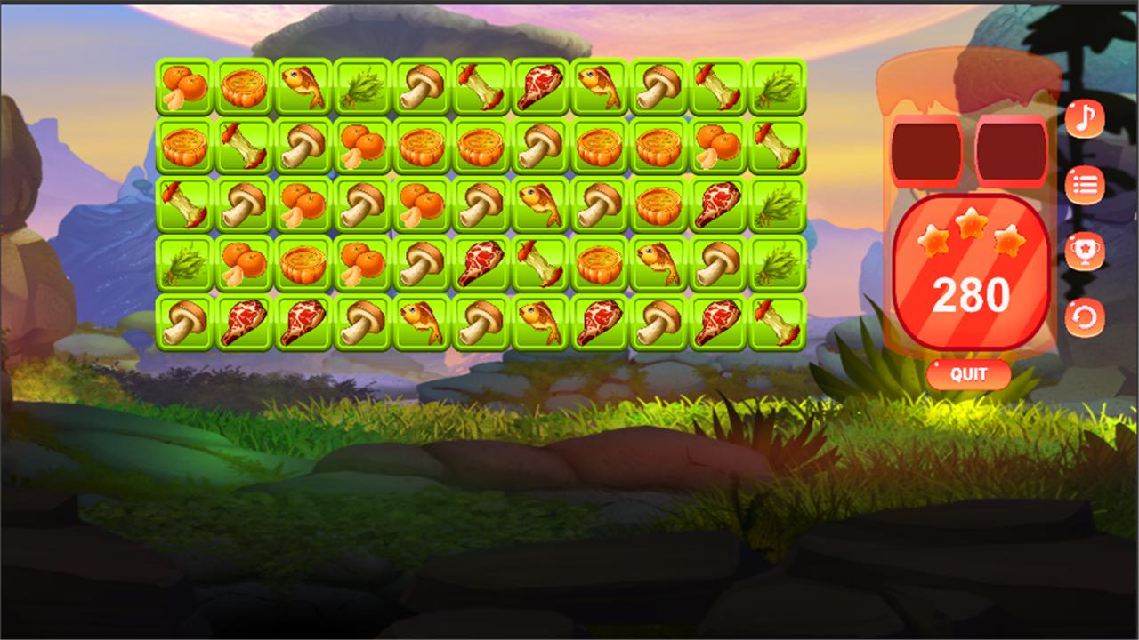 无聊的游戏3:森林消消乐