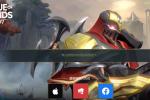 《英雄联盟手游》台服无法使用此地区的账号登录