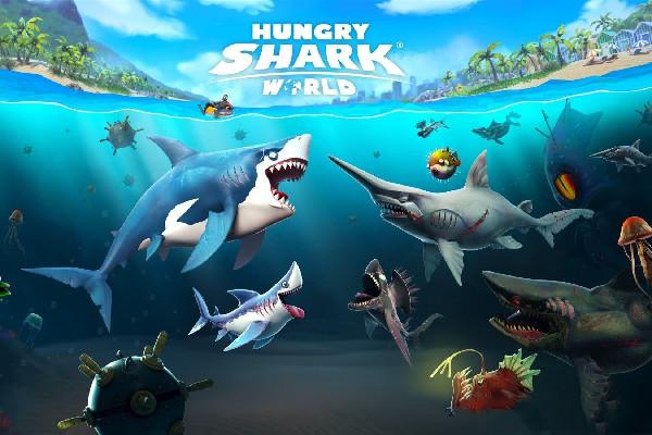 探索海底世界的游戏合集