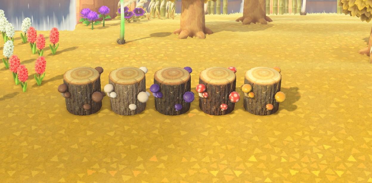 动物森友会蘑菇主题家具汇总3