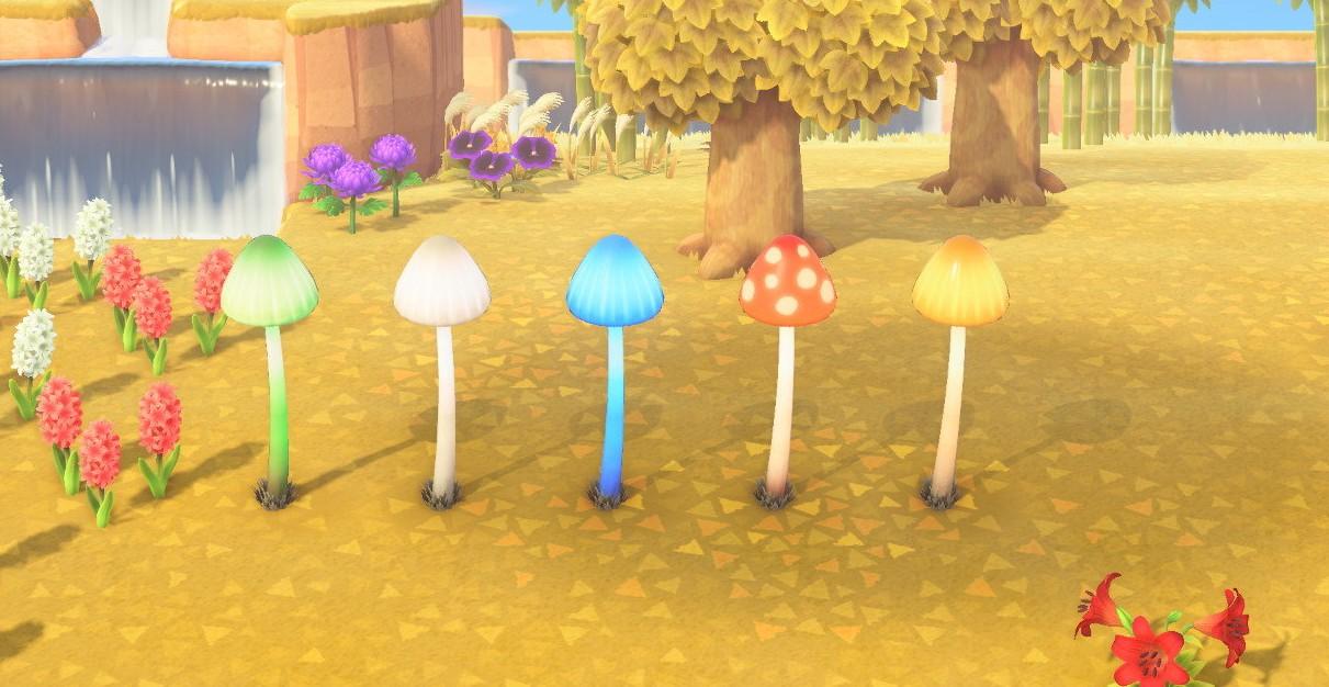 动物森友会蘑菇主题家具汇总5