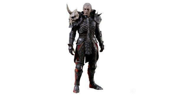 《暗黑破坏神2重制版》全职业角色建模
