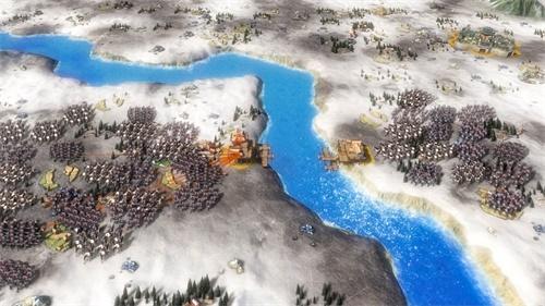 《征服与霸业》五大玩法亮相!多文明沙盘策略近在眼前9