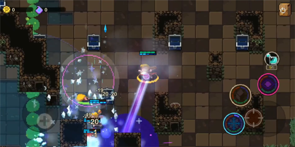 《元素地牢》评测:多样组合玩法Roguelike地牢手游9