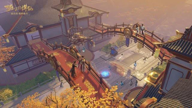 《梦幻新诛仙》评测:可玩性十足的诛仙世界2