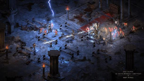 《暗黑破坏神2重制版》PC端的配置要求