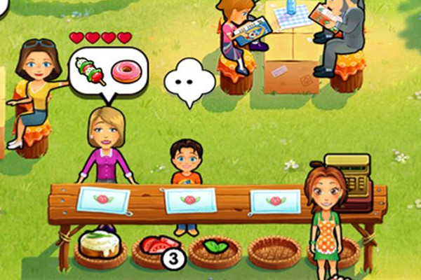 厨房模拟类手机游戏大全