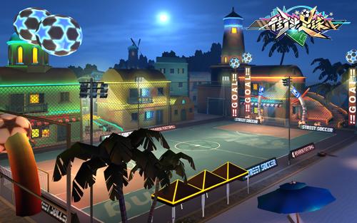 《街头足球》首款足球竞技手游,IOS预约火热开启2