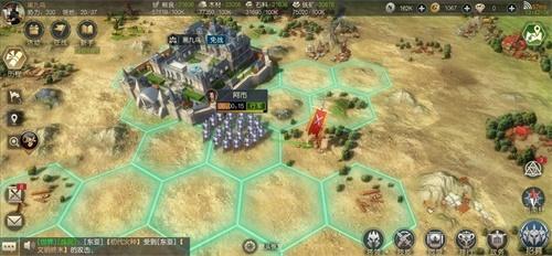 《征服与霸业》五大玩法亮相!多文明沙盘策略近在眼前11