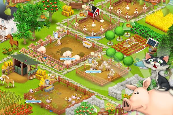 养育动物的农场类游戏大全