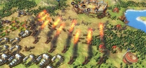 《征服与霸业》五大玩法亮相!多文明沙盘策略近在眼前8