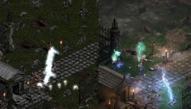 《暗黑破坏神2重制版》A测能游玩的内容
