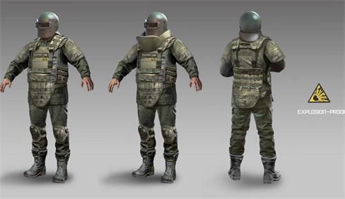 《和平精英》全新装备、重装上线,火力对决:重装上阵激战来袭8