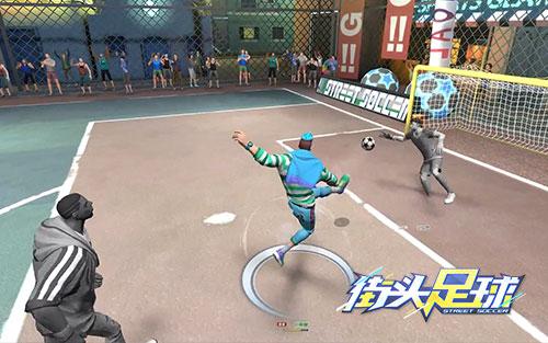 《街球艺术》国内首款街头足球8月上线,中青宝罗凯元cj高峰论坛5