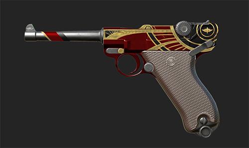 《生死狙击2》枪械厂牌天火之锤揭秘,神圣的力量5