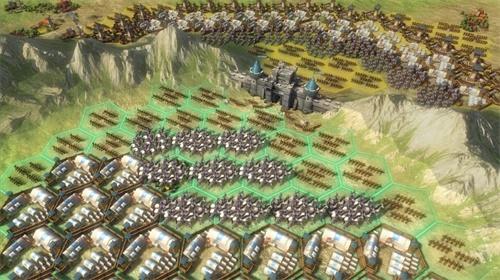 《征服与霸业》五大玩法亮相!多文明沙盘策略近在眼前17