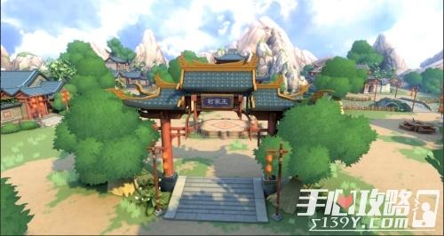 《从前有座灵剑山》手游即将开启测试,相约12月!6
