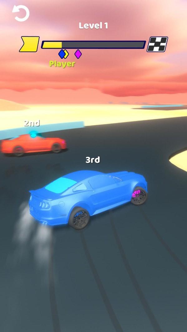 竞速漂移赛车