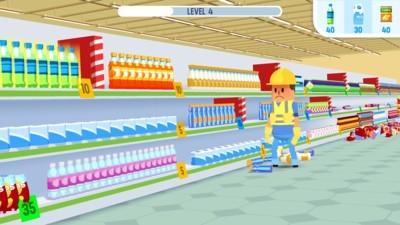 超市破坏者