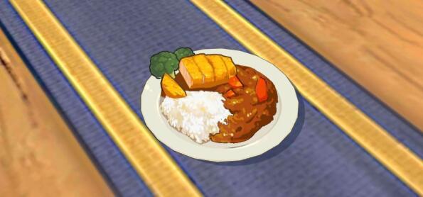小森生活咖喱猪排饭配方攻略