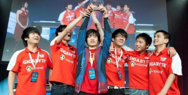 Team老牌电竞俱乐部未来可期,福电竞中国电竞第一1