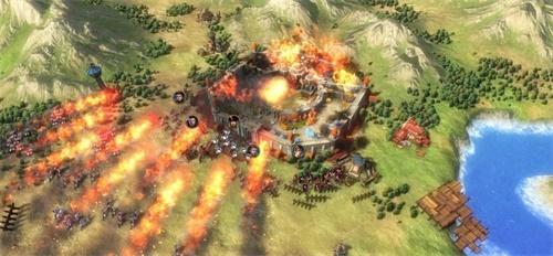 《征服与霸业》五大玩法亮相!多文明沙盘策略近在眼前10