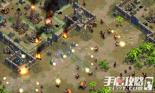 《战争与文明》美洲虎部队突袭,皇室远征!3
